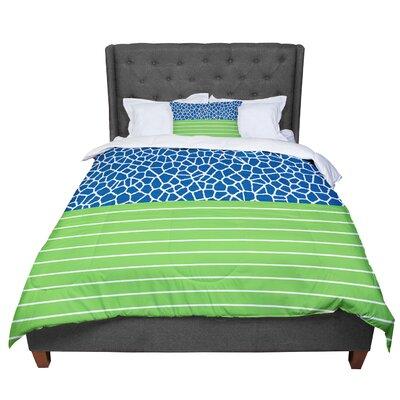 Trebam Staklo Comforter Size: Queen
