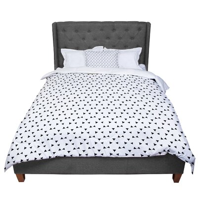 Trebam Svuda Comforter Size: King