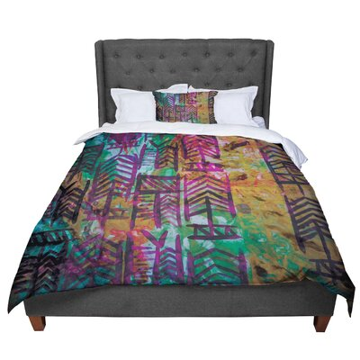 Theresa Giolzetti Quiver IV Comforter Size: King
