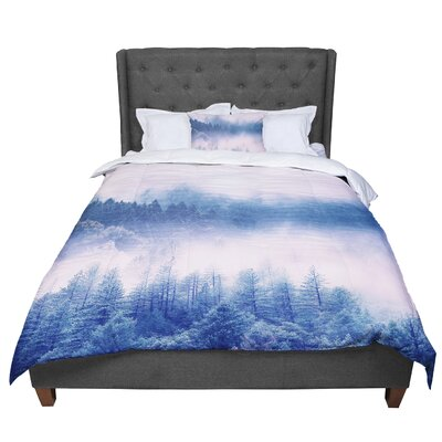 Viviana Gonzalez Pastel Vibes 03 Comforter Size: Twin