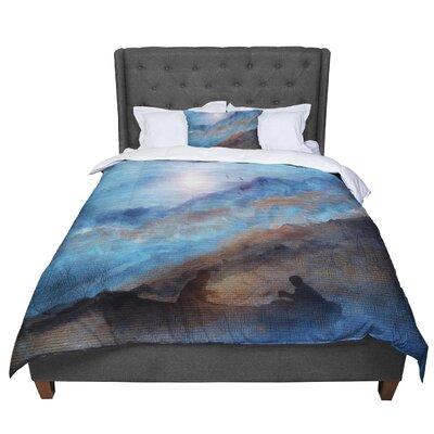 Viviana Gonzalez Calling the Sun VI Comforter Size: King