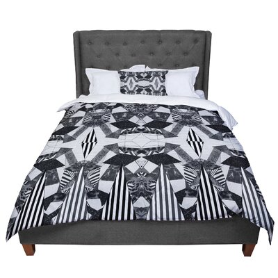 Vasare Nar Tessellation Comforter Size: Twin