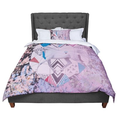 Vasare Nar Unicorn Comforter Size: King