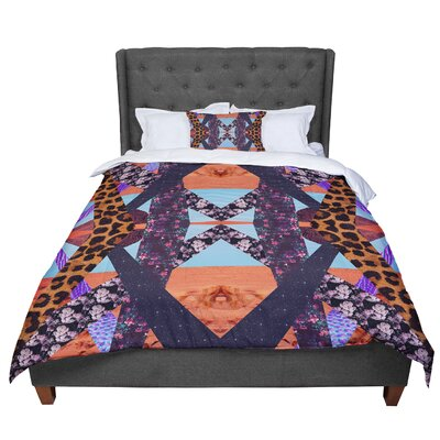 Vasare Nar Kaleidoscope Comforter Size: Twin