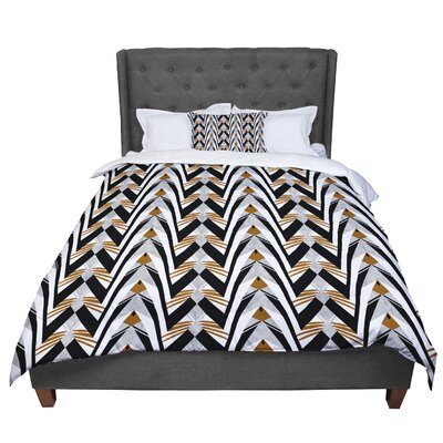 Vikki Salmela Wings Comforter Size: King