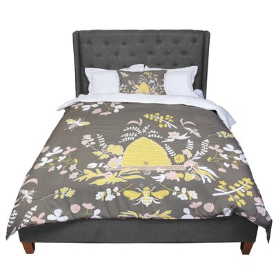 Very Sarie Hope for the Flowers II Comforter Size: Twin