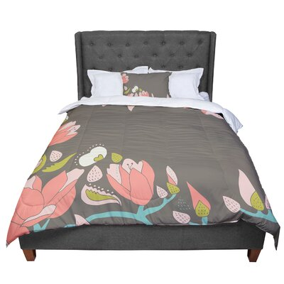 Very Sarie Penelope I Comforter Size: King