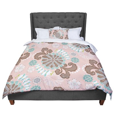 Very Sarie Sea Carnival Comforter Size: Twin