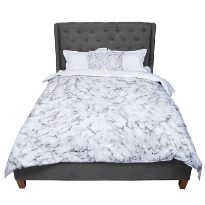 Will Wild Marble Comforter Size: Twin