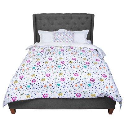 Yenty Jap Happy Skull Comforter Size: King