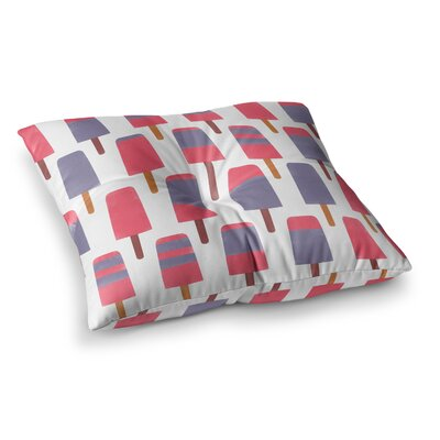 Pop by Alik Arzoumanian Floor Pillow Size: 23 x 23