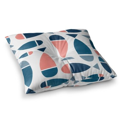 Fish by Alik Arzoumanian Floor Pillow Size: 26 x 26