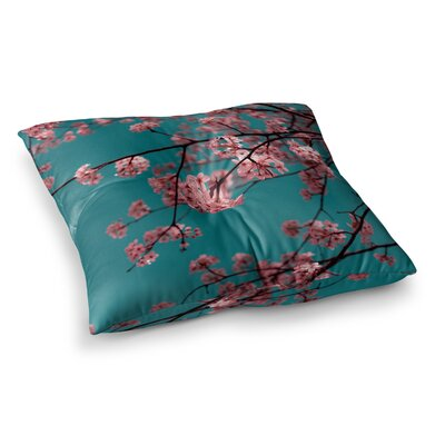 Dreaming by Ann Barnes Floor Pillow Size: 26 x 26