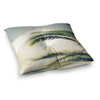 Summer Breeze Nature Photography by Ann Barnes Floor Pillow Size: 26 x 26