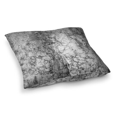 Marble I by Ann Barnes Floor Pillow Size: 26 x 26