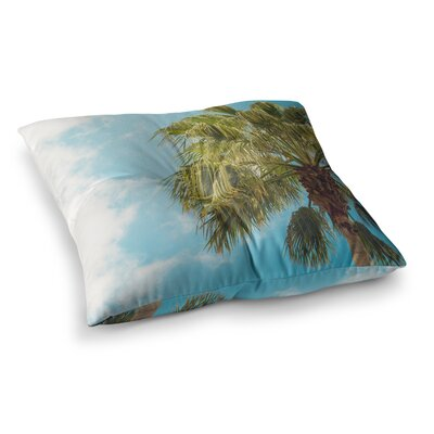 Here Comes the Sun Photography by Ann Barnes Floor Pillow Size: 23 x 23