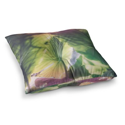 Mai Tai Photography by Ann Barnes Floor Pillow Size: 26 x 26