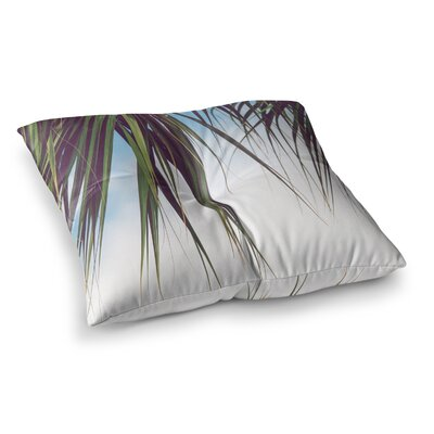 Cabana Life No.2 Photography by Ann Barnes Floor Pillow Size: 23 x 23