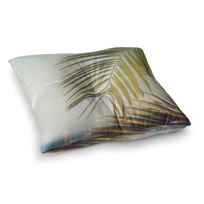 Island Time Photography by Ann Barnes Floor Pillow Size: 26 x 26