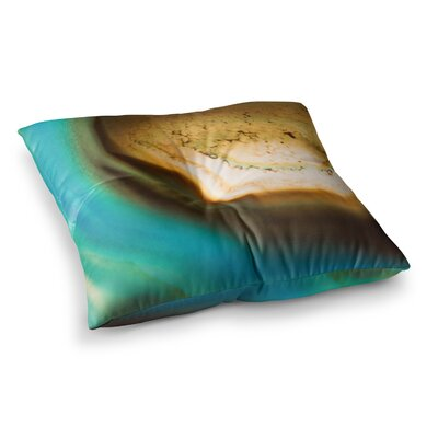 Photography by Ann Barnes Floor Pillow Size: 26