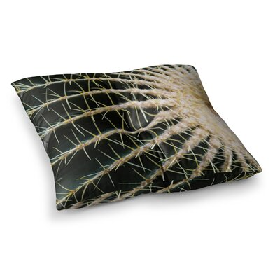 Barrel Cactus Photography by Ann Barnes Floor Pillow Size: 23
