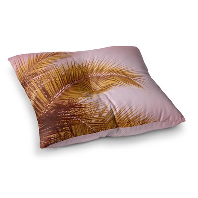 Tropics Photography by Ann Barnes Floor Pillow Size: 23 x 23
