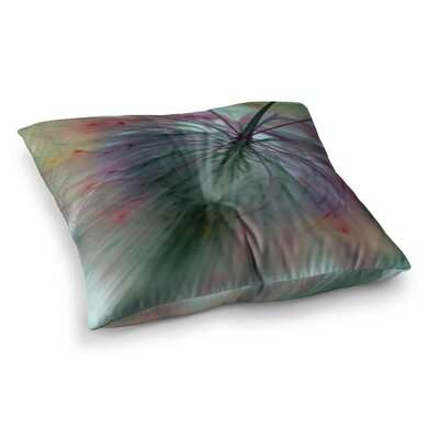 Fleur by Alison Coxon Floor Pillow Size: 23 x 23