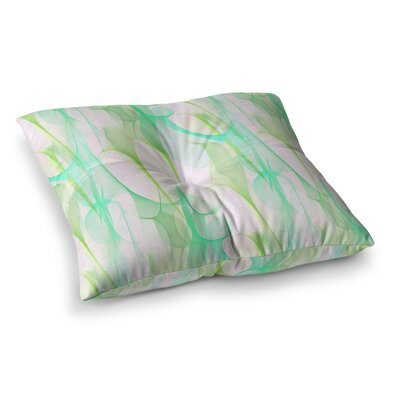 Swim II by Alison Coxon Floor Pillow Size: 26 x 26