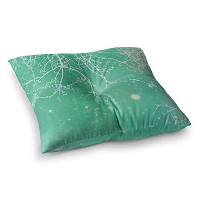 Branches by Alison Coxon Floor Pillow Size: 23 x 23