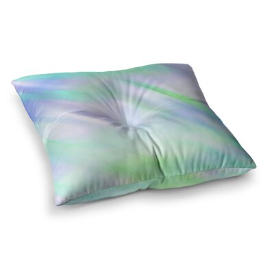 Mermaids Dream by Alison Coxon Floor Pillow Size: 26 x 26