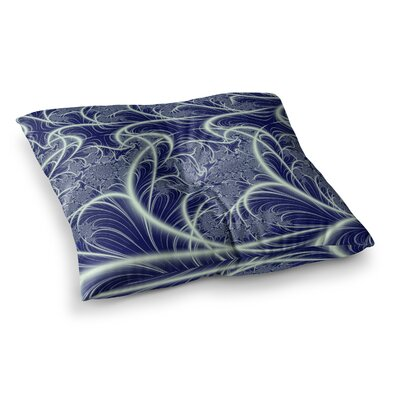 Midnight Dreams by Alison Coxon Floor Pillow Size: 23 x 23