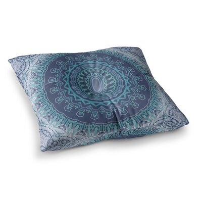 Gypsy Vibe Digital by Alison Coxon Floor Pillow Size: 23 x 23