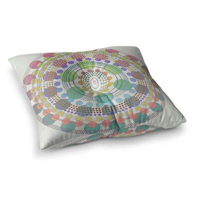 Mirage by Angelo Cerantola Floor Pillow Size: 23 x 23
