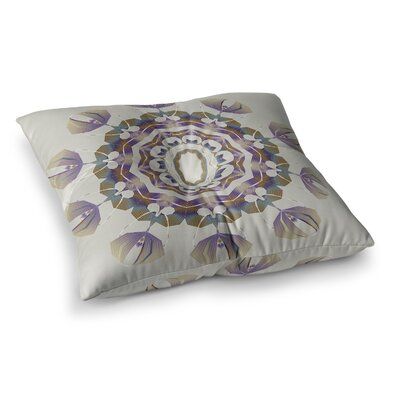 Reach Out by Angelo Carantola Floor Pillow Size: 26 x 26