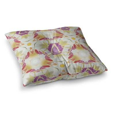 Glorious Digital by Angelo Cerantola Floor Pillow Size: 23 x 23