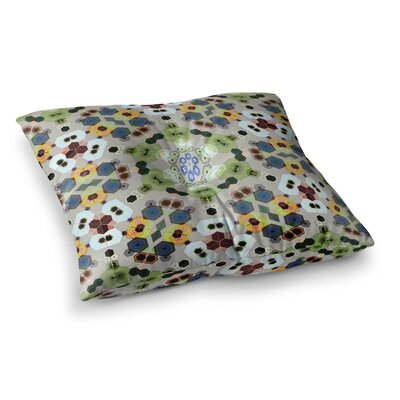 Fruity Fun Modern by Angelo Cerantola Floor Pillow Size: 23 x 23
