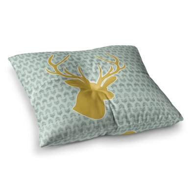 Deer by Pellerina Design Floor Pillow Size: 23 x 23