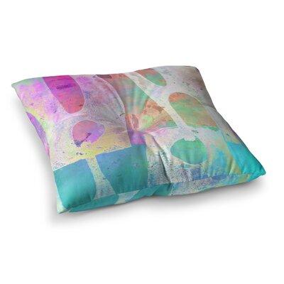 Villi by Alyzen Moonshadow Floor Pillow Size: 23 x 23
