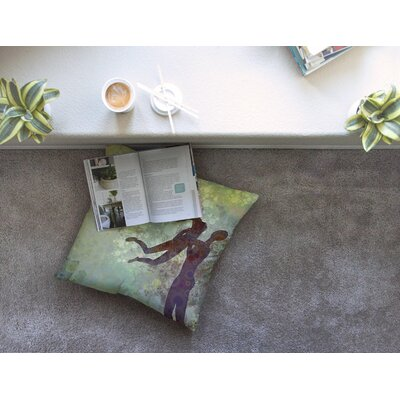 Lift by Alyzen Moonshadow Floor Pillow Size: 26 x 26