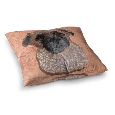 Mr. Milo by Art Love Passion Floor Pillow Size: 26 x 26