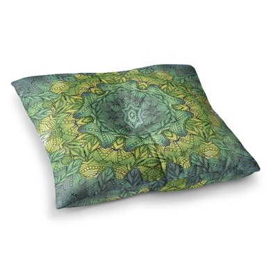 Fairy Mandala by Art Love Passion Floor Pillow Size: 23 x 23