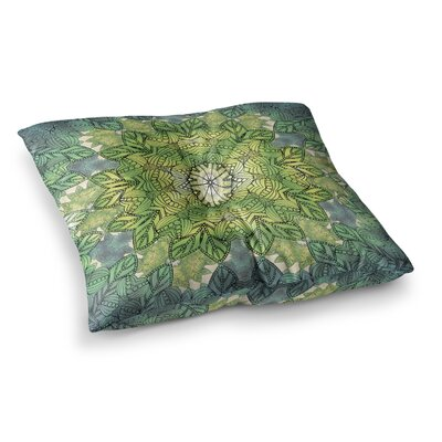 Celtic Mandala by Art Love Passion Floor Pillow Size: 26 x 26
