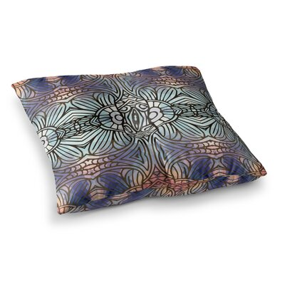 Tiffany Digital by Art Love Passion Floor Pillow Size: 26 x 26