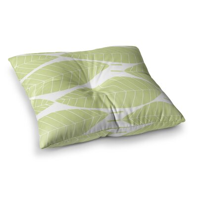 Hojitas by Anchobee Floor Pillow Size: 26 x 26
