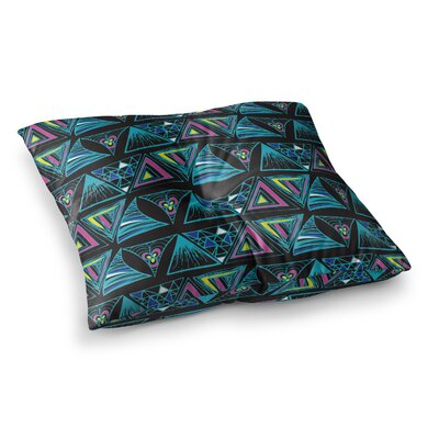 Its Complicated by Anneline Sophia Floor Pillow Size: 23 x 23