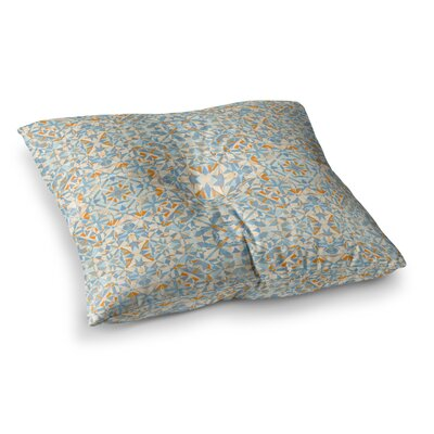Coastal by Allison Soupcoff Floor Pillow Size: 26 x 26