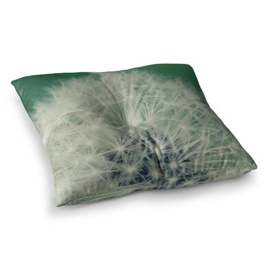 Fuzzy Wishes by Angie Turner Floor Pillow Size: 23 x 23
