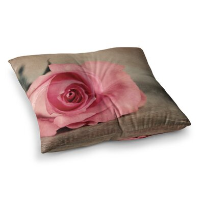 A Touch of Romance by Angie Turner Floor Pillow Size: 26 x 26