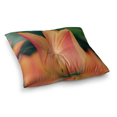Tulip by Angie Turner Floor Pillow Size: 26 x 26