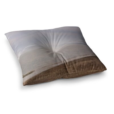 Along the Coast by Angie Turner Floor Pillow Size: 26 x 26